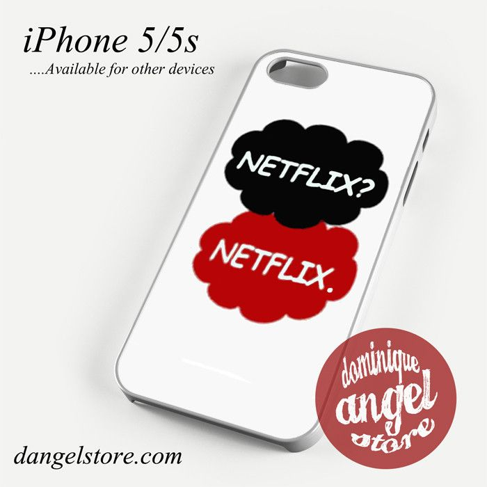 Netflix Netflix Phone case for iPhone 4/4s/5/5c/5s/6/6s/6 plus