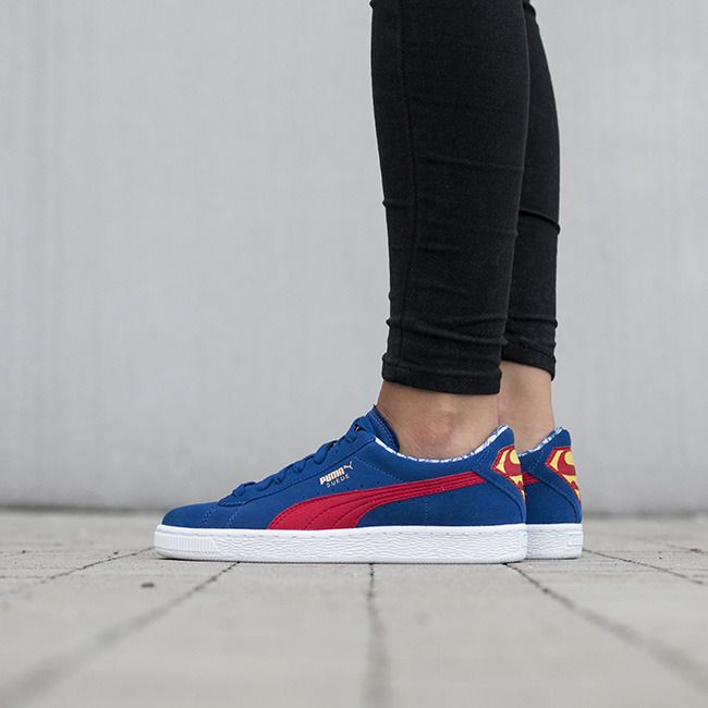 separation shoes 08949 fcba5 Puma Suede-Superman-1 | shit in 2019 | Puma suede, Superman ...
