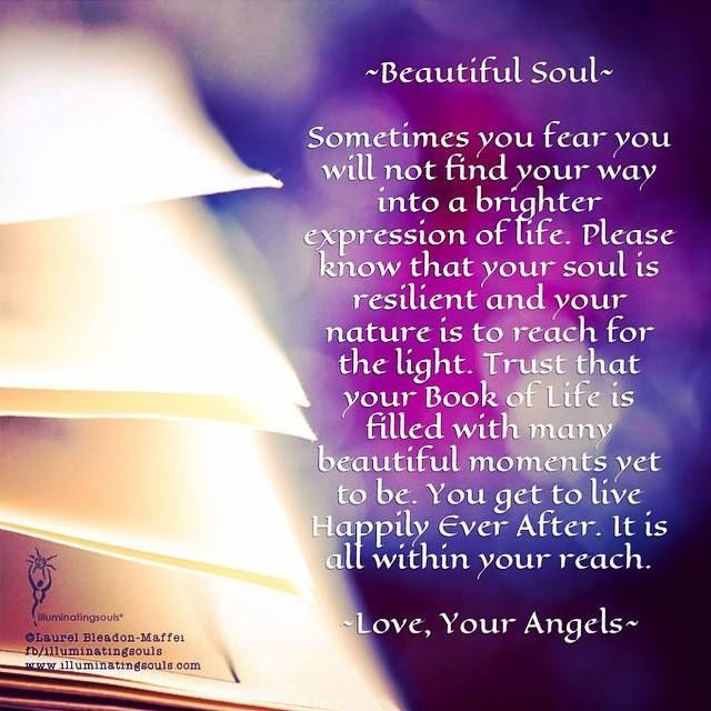 To All The Bright Beautiful Souls On And Off Linemay You Keep