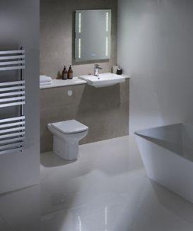 Tavistock Vibe Square Semi Recessed Furniture Basin                                                                                                                                                                                 More