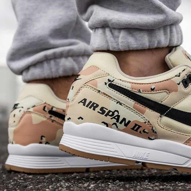 Perdóneme Intrusión marido  Nike Air Span 2 Prm Desert Camo Size Man - Precio: 8990 (Spain & Portugal  Envíos Gratis a Partir de 70) www.loversneakers.com #lover… | Nike air, Nike,  Desert camo