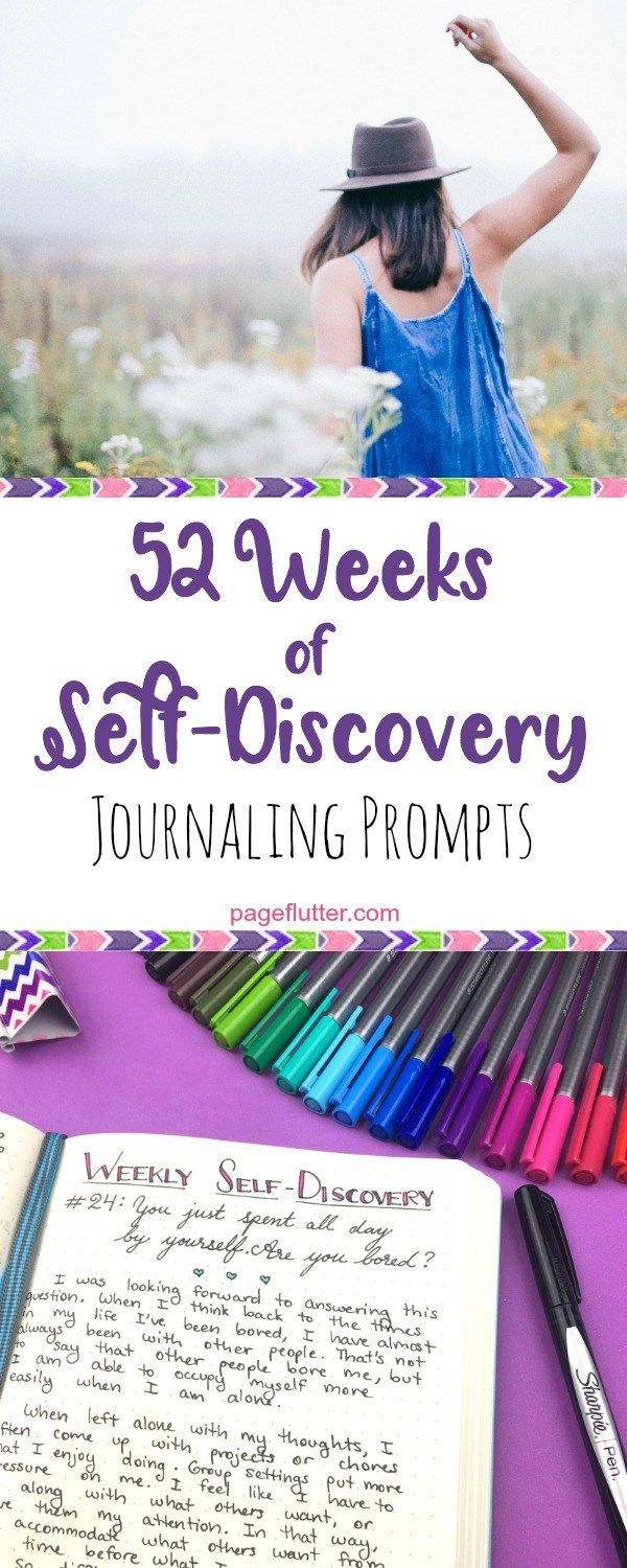 Make time in your Bullet Journal for self-discovery and unlock your potential.