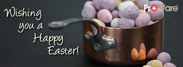 Happy Easter 2013 from ProWare.