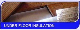 Under Floor Insulation l Foil Insulation, Foil Loft Insulation : Under Floor Insulation | Therma-Foil in UK