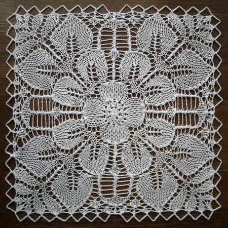 601 Best Knitting Doilies Images On Pinterest Knitting Stitches