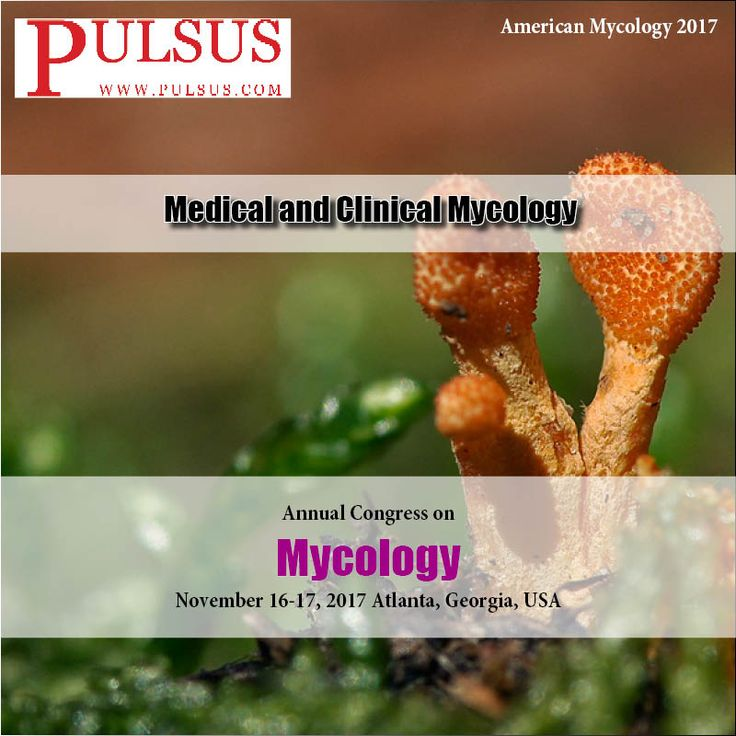 Join #americanmycology2017 - To know the study of fungi that produce disease in humans and other animals, and of the diseases they produce, their ecology, and their epidemiology To know more about the conference details have a glance - http://mycology.cmesociety.com/