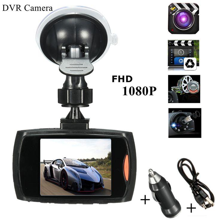 Terbaik Promosi 2.7 Inch Full HD 1080 P Mobil DVR Camera Dash Cam Perekam Video Otomatis 170 Derajat G-Sensor Night Vision