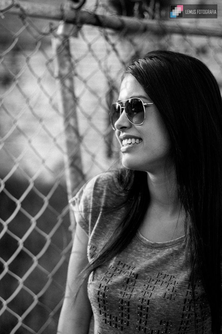 Smile in B&W