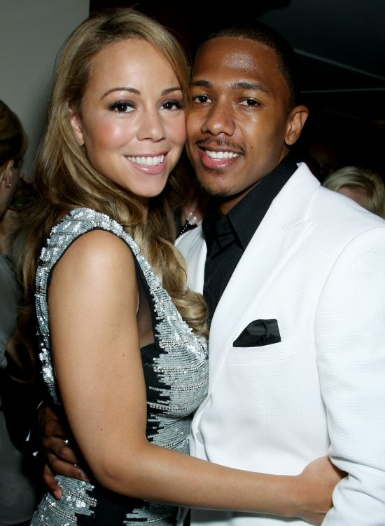 Mariah Carey and Nick Cannon...I'm still a huge fan of Mariah :)