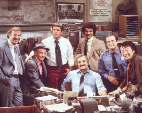 Barney Miller. Another very funny show.