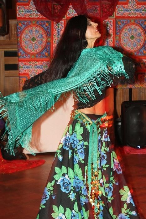 Magic of Orient Melanie Tanzstudio Merhaba