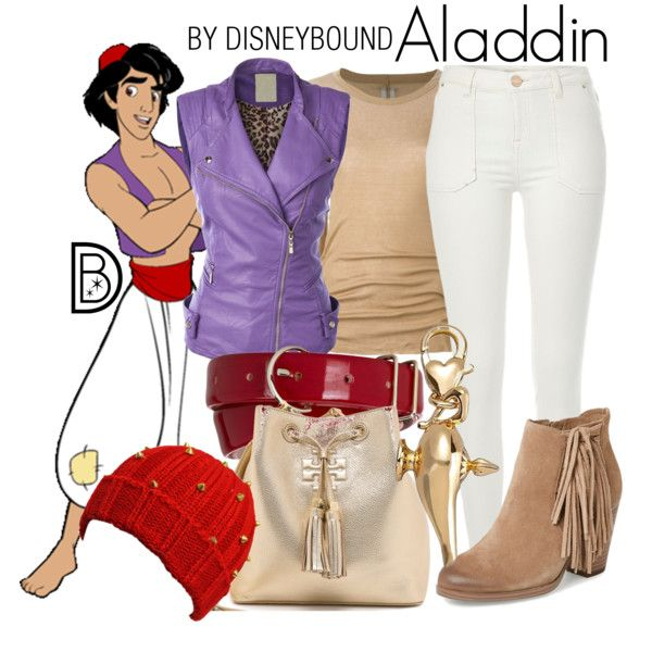 Aladdin by leslieakay on Polyvore featuring Rick Owens, River Island, Vince  Camuto, Tory