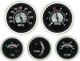 Image result for volvo penta boat gauges