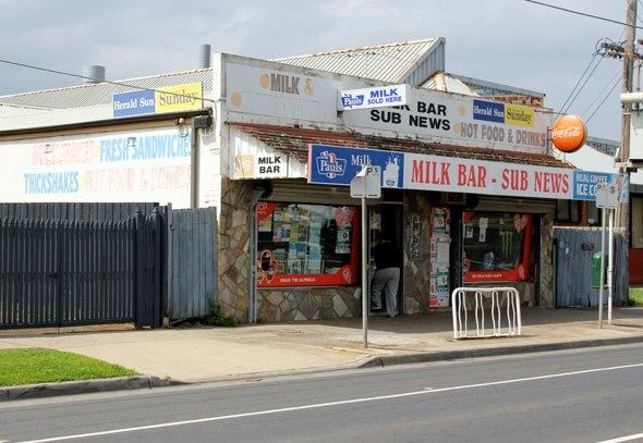Melbourne Milk Bar