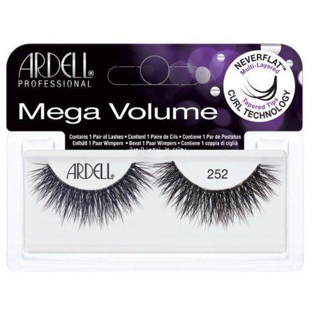 a1be49ec0fe Ardell 252 Mega Volume Lash - Walmart.com | Makeup I Want in 2019 ...