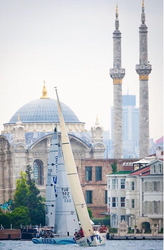 Big Mecidiye mosque - Ortaköy- Beşiktaş