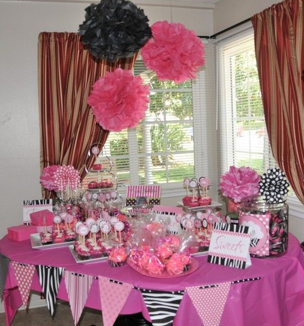 130 Best Images About Zebra And Hot Pink On Pinterest