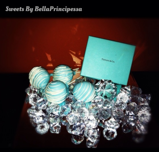 Tiffany And Co Wedding Cake