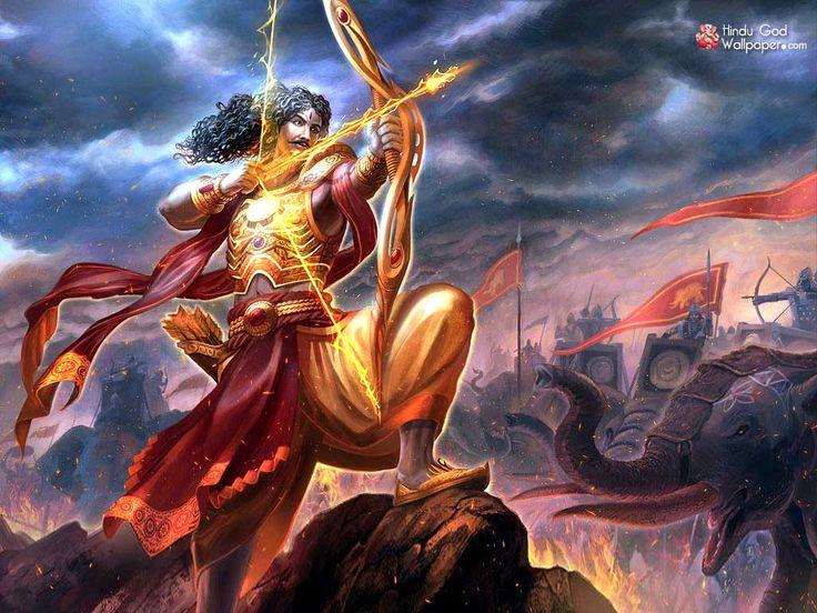 16 Best Mahabharat Wallpapers Images On Pinterest