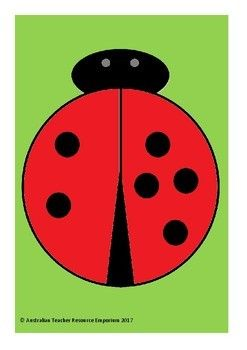 Lady Beetle Addition Game. Get your littlies interested in addition with this cute and fun numeracy activity.  Download it free at https://www.teacherspayteachers.com/Product/Beetle-Addition-3223070