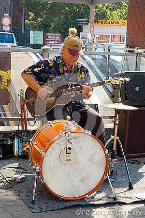 Jazz In The Streets - Download From Over 28 Million High Quality Stock Photos, Images, Vectors. Sign up for FREE today. Image: 48140531