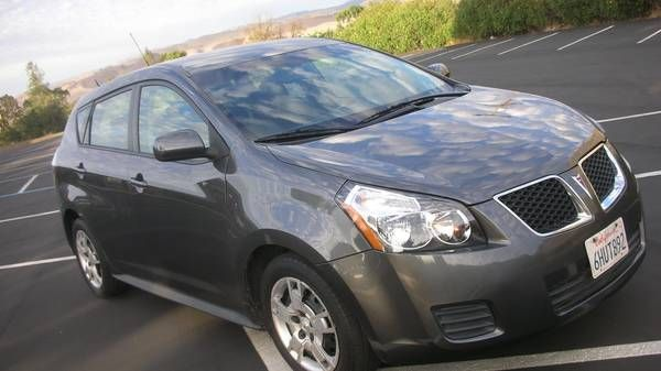 2010 Pontiac Vibe – clean title – great condition – 4 Cyl – Smoged – $6800