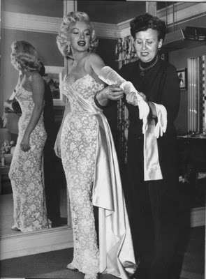 Marilyn Monroe ... By Bert Stern