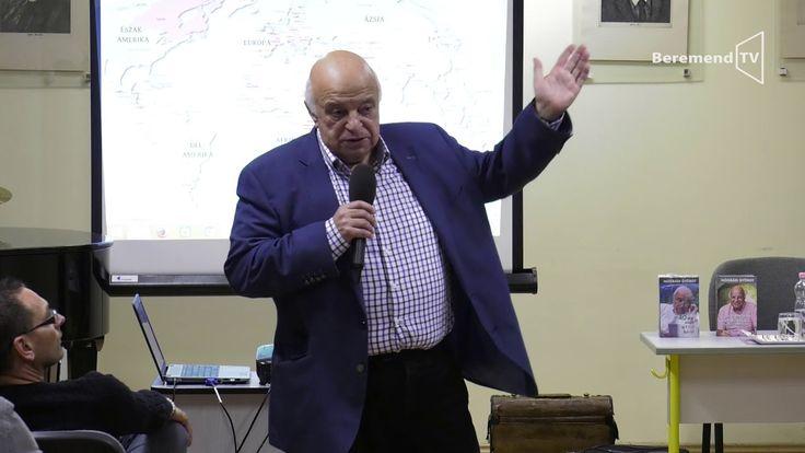 Nógrádi György biztonságpolitikai szakértő előadása Beremenden 2017.