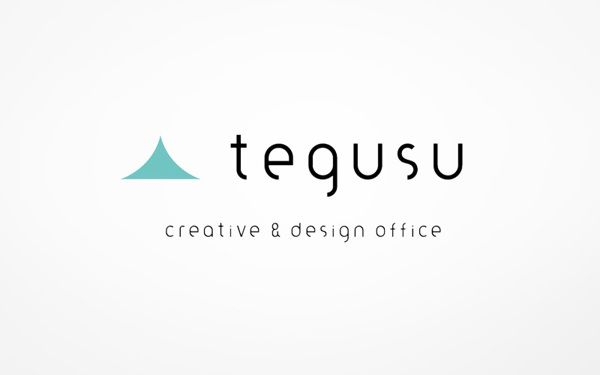 tegusu oridinal font by masaomi fujita, via Behance