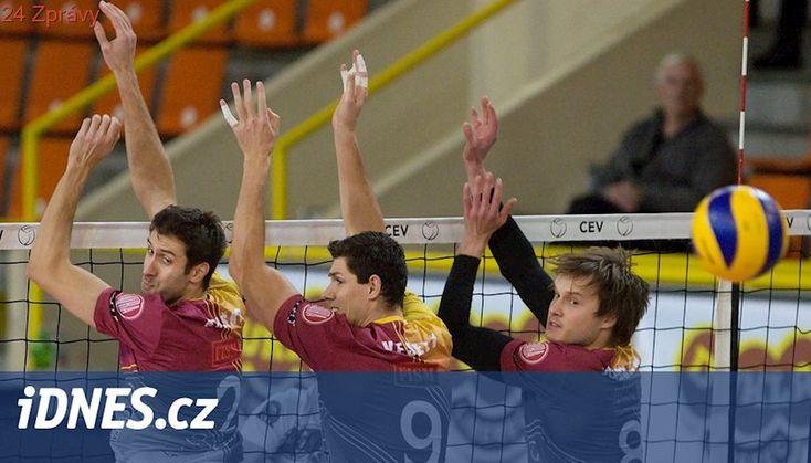 Liberečtí volejbalisté si zahrají o Český pohár, vyřadili obhájce
