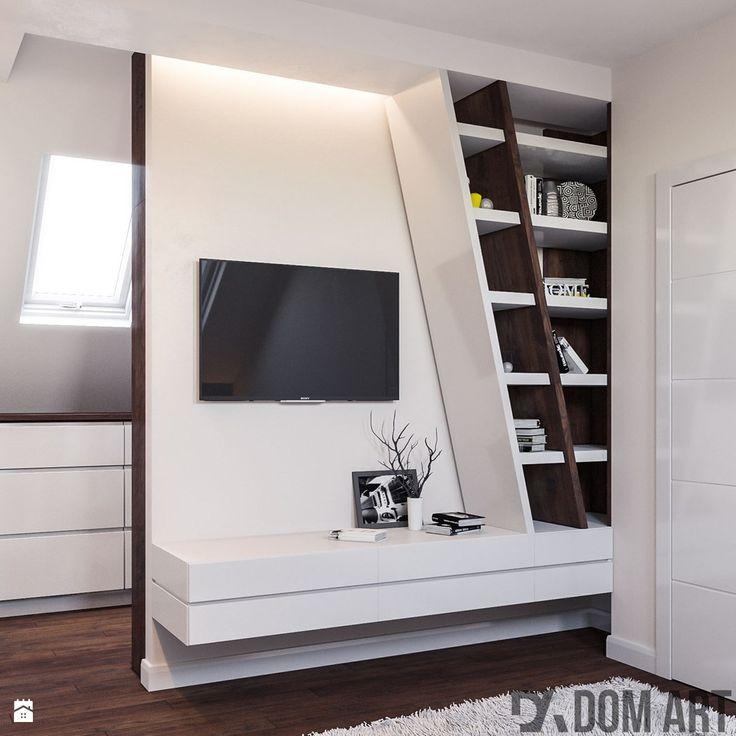 Sypialnia styl Minimalistyczny - zdjęcie od Dom-Art - Sypialnia - Styl Minimalistyczny - Dom-Art