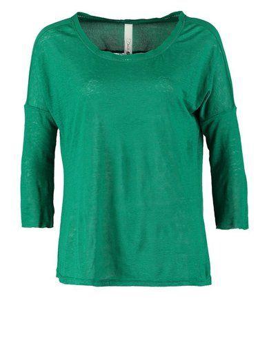 Dante6 ALEXA Bluzka z długim rękawem emeral green
