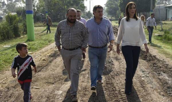 Vidal visitó una asociación civil y conversó con vecinos de La Matanza