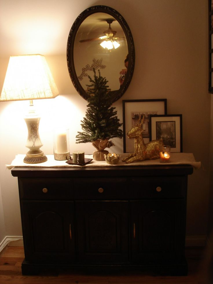 Decorating Foyer Table For Christmas : Furniture inspiration alluring foyer decorating ideas
