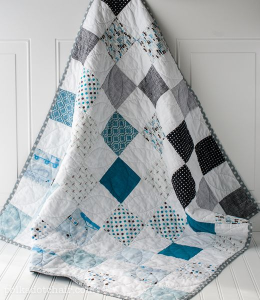 Cut 41 squares from your various prints. Arrange by color value. Darkest, Mid, Light Colors. As you sew, keep your darkest colors in rows 1,...