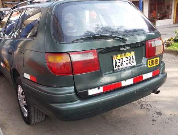 Alquiler Venta Toyota Caldina En Lima Hombre
