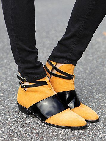 Free People Kirina Ankle Boot