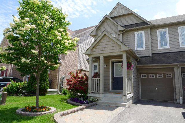 NORTH AJAX BEAUTY *This Beautiful 3 Bedroom Tribute Semi With Finished Basement Is Move In Ready *Located In A Terrific Family Neighbourhood With Short Walk To New Audley Rec Centre *Convenient To Golf Courses, 407, Schools, Shopping *Gleaming Hardwood & Ceramics On Main Floor *Interior Access To Garage *Skylight Allows Lots Of Natural Light Into The Upper Hallway *Soaker Tub & Separate Shower In Master Ensuite *Open Concept Plan With Walk-Out To Patio *Fully Fenced Backyard