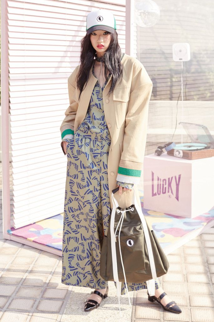 Vogue.com   Spring 2017 Lucky Chouette