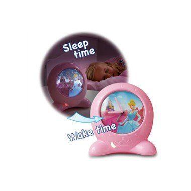 Disney Princess Bedtijdtrainer  Met deze mooie bedtijdtrainer weet je kleine prinses wanneer het bedtijd is en wanneer het tijd is om op te staan.  EUR 29.99  Meer informatie
