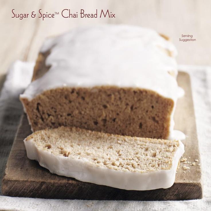 Chai-Spiced Bread | Recipe | Dried cranberries, Pumpkins ...