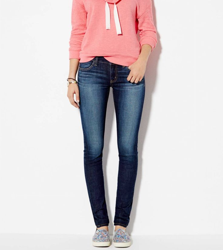 Jegging, Tinted Indigo | American Eagle Outfitters