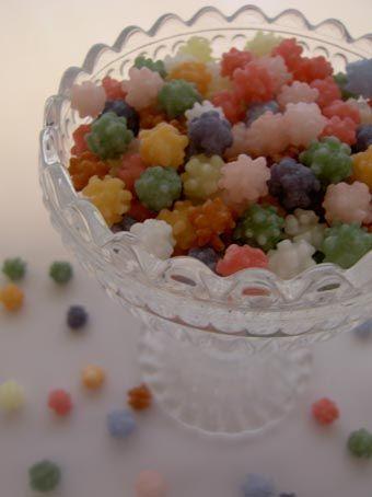 金平糖 京都 緑寿庵 清水 : Misako's Sweets Blog アイシングクッキー 教室 シュガークラフト教室 フランス菓子教室 お菓子 教室