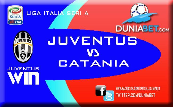 Juventus Melawan Catania Di Giornata 10