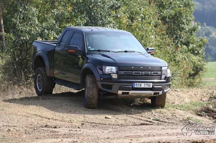 Test Ford SVT Raptor  Více na: http://offroadweb.cz/clanek/146-velky-dravec-ford-svt-raptor.html