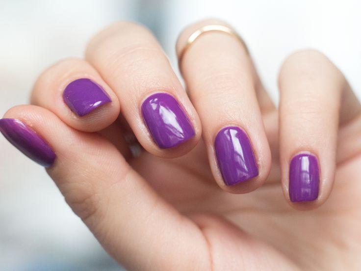 129 Violet Bliss Semilac