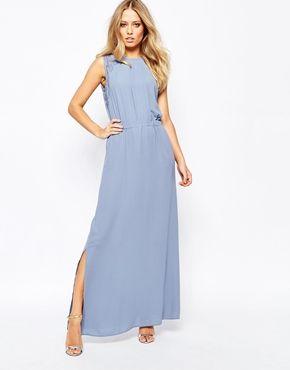 Y.A.S London Lace Maxi Dress