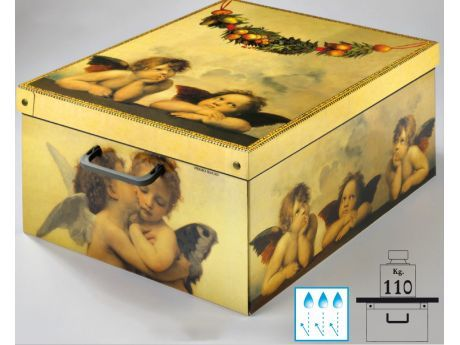 Cutie depozitare Amorini 32 x 42 x 21 cm