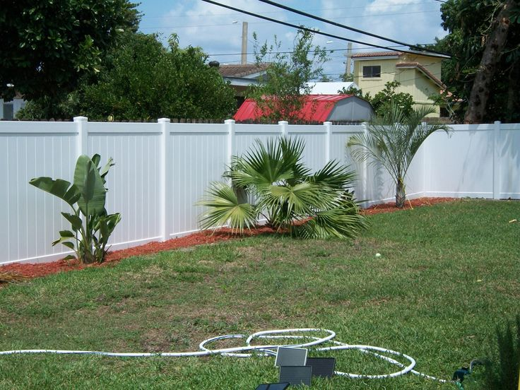 The Installation Of PVC Fence Is Simple And Quick
