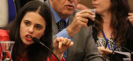 Israel's Justice Minister Ayelet Shaked Says Law Should Be 'More Jewish' - Forward